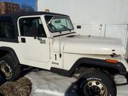 Jeep Wrangler Straight 6.